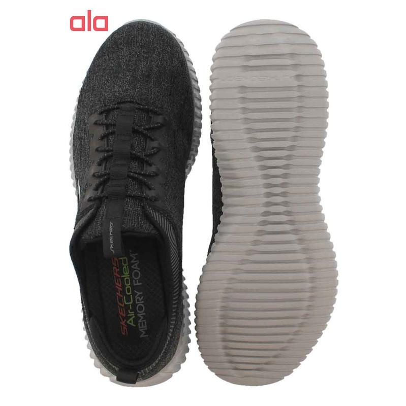 کفش مخصوص پیاده روی مردانه اسکچرز مدل MIRACLE 52642 BKGY