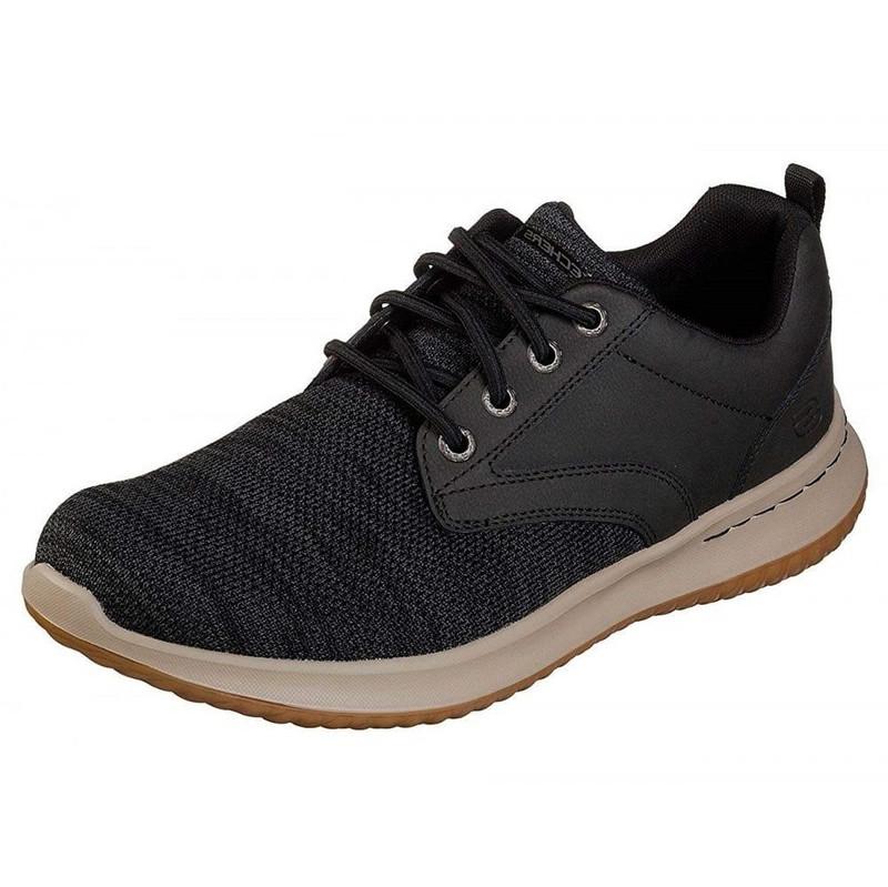 کفش مخصوص دویدن مردانه اسکچرز مدل 65641BLK