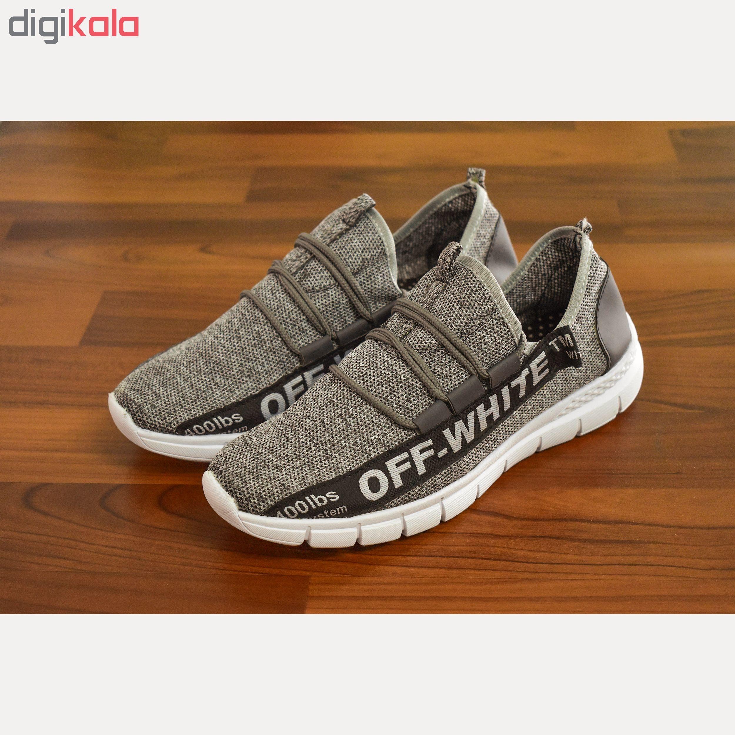 خرید                      کفش  پیاده روی مردانه کد 4229