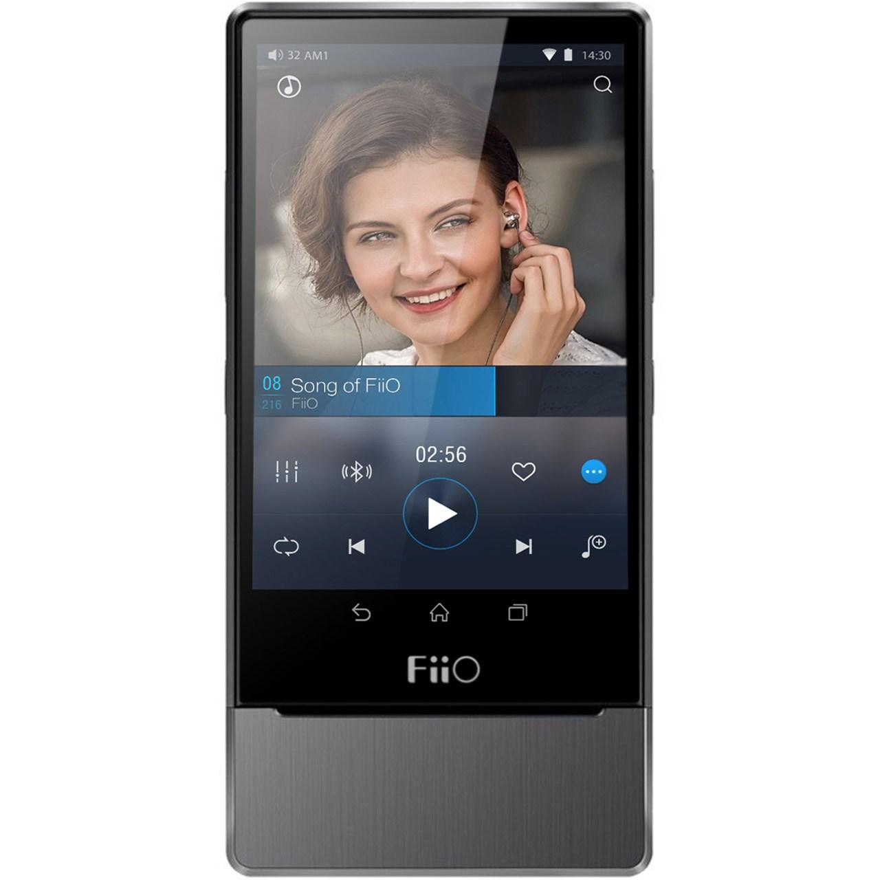 پخش کننده موسیقی قابل حمل فیو مدل X7