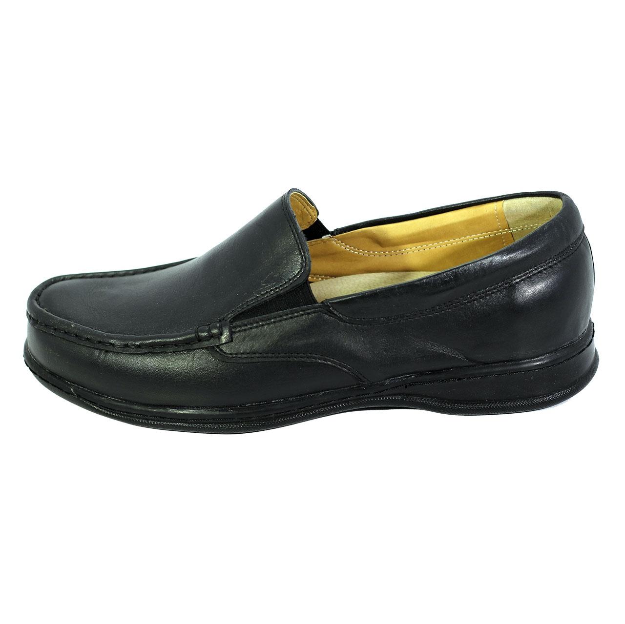 کفش طبی مردانه شهرام طب مدل 1003 کد 9