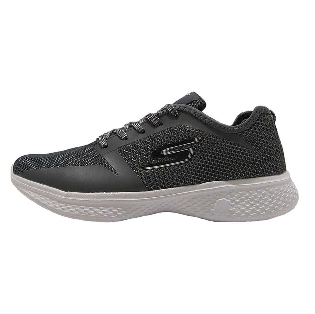 خرید                      کفش مخصوص پیاده روی مردانه اسکچرز مدل GO Walk 4-MG              👟