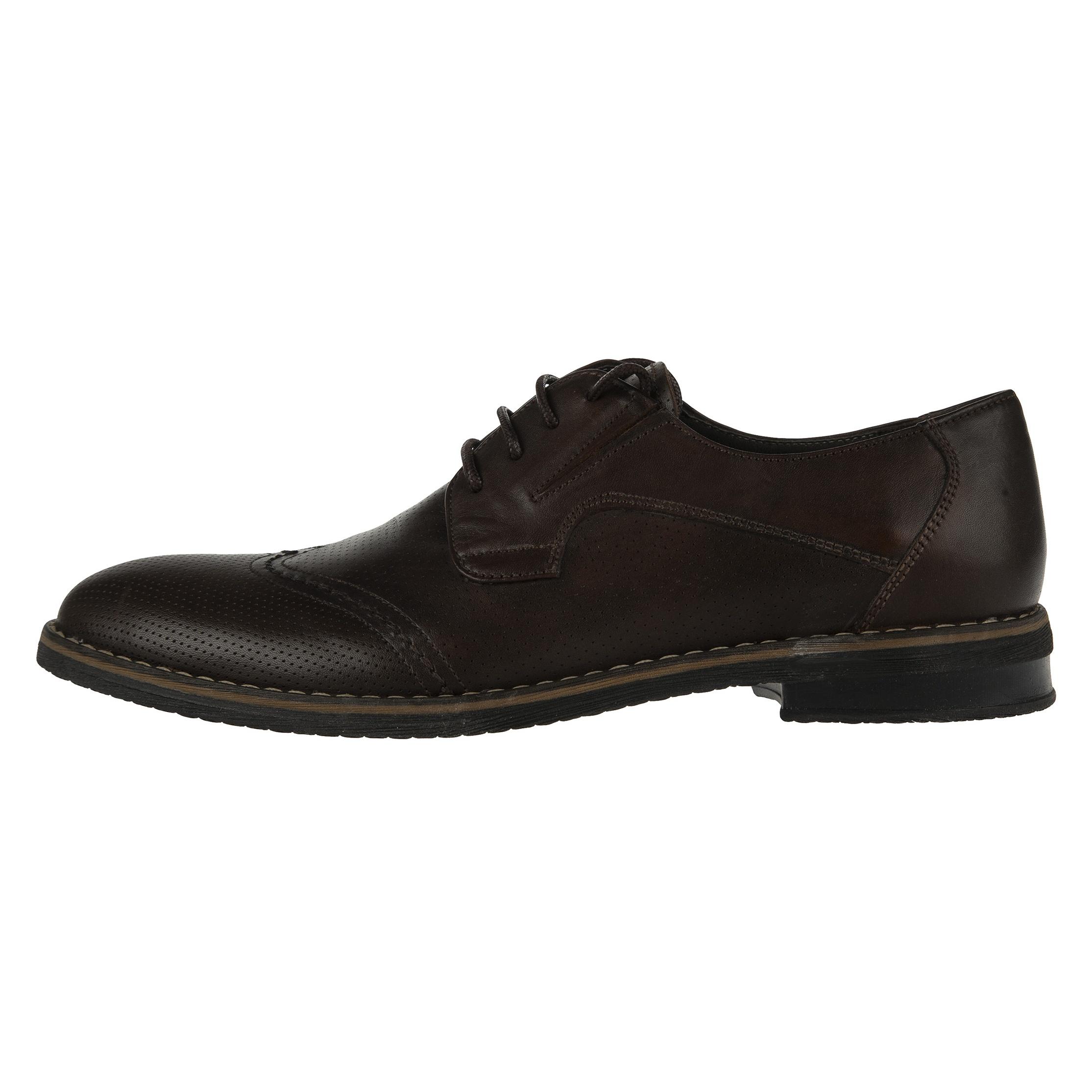 کفش مردانه بلوط مدل BT7109A-104