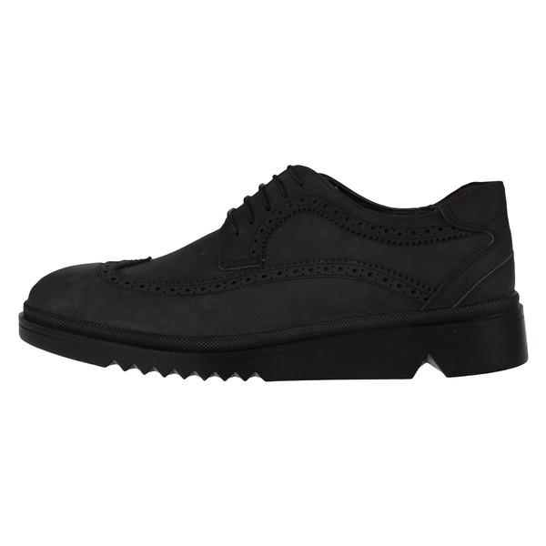 کفش مردانه ساتین مدل SN7160B-108