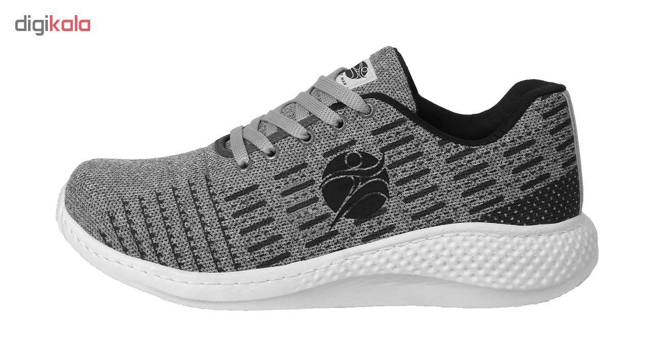 کفش مخصوص پیاده روی مردانه کد 21-SP39250 main 1 1