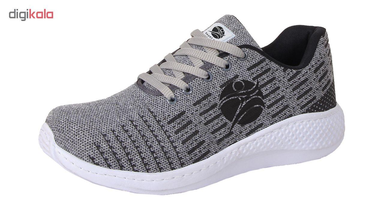 کفش مخصوص پیاده روی مردانه کد 21-SP39250 main 1 2