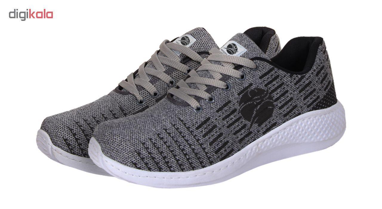 کفش مخصوص پیاده روی مردانه کد 21-SP39250 main 1 6