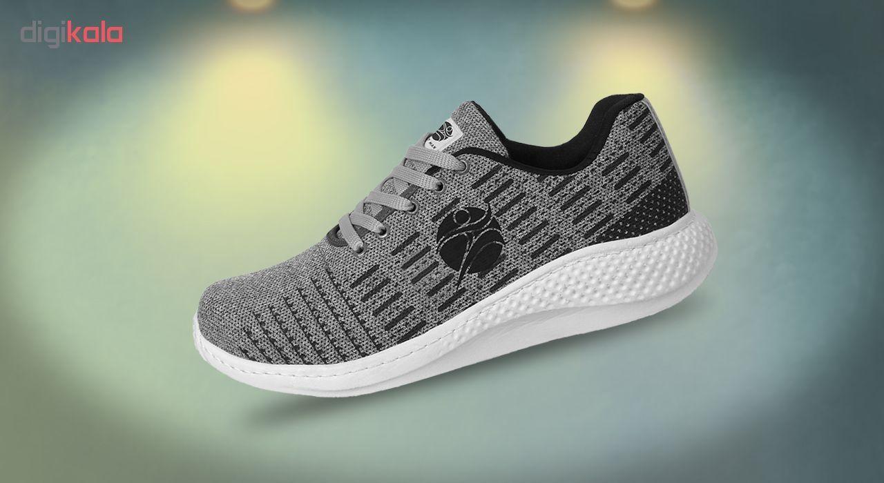 کفش مخصوص پیاده روی مردانه کد 21-SP39250 main 1 7