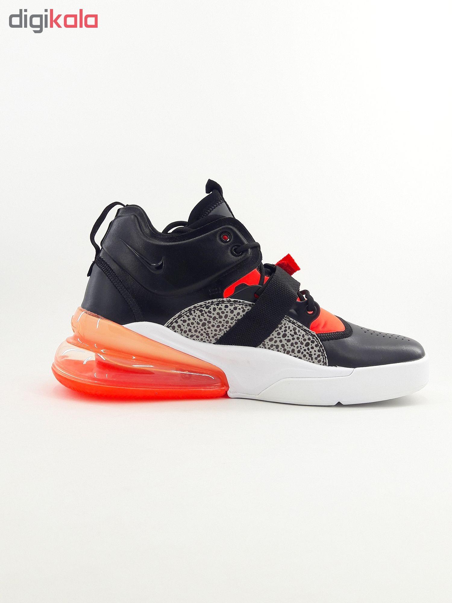 خرید                      کفش بسکتبال مردانه مدل Air force 270 کد AH6772-004