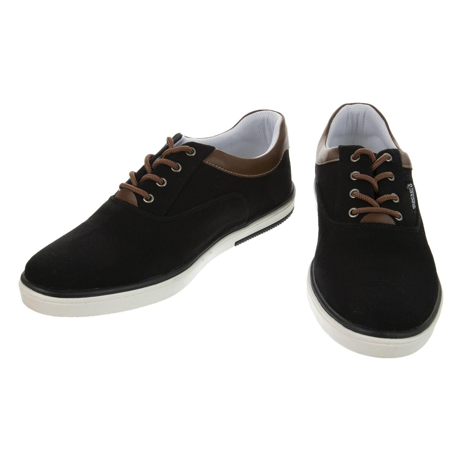کفش روزمره مردانه داکرز مدل 100234016-BL -  - 3