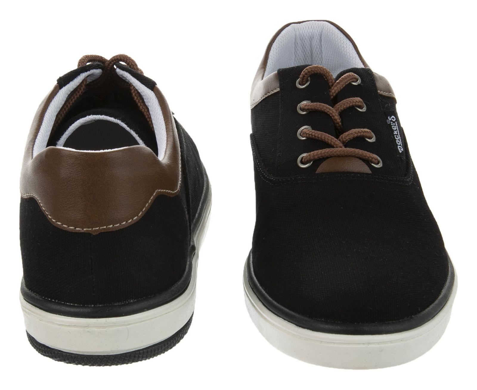 کفش روزمره مردانه داکرز مدل 100234016-BL -  - 4