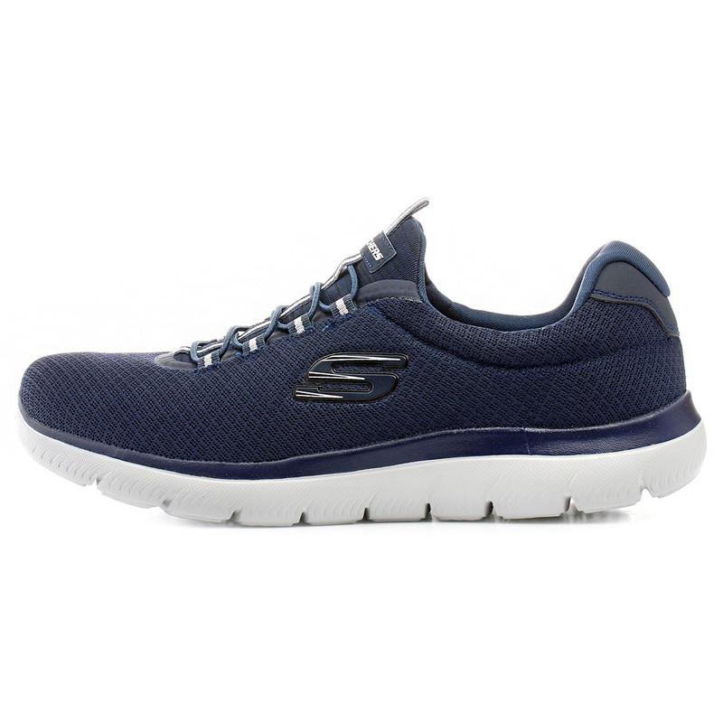 کفش مخصوص پیاده روی مردانه اسکچرز مدل MIRACLE 52811NVY
