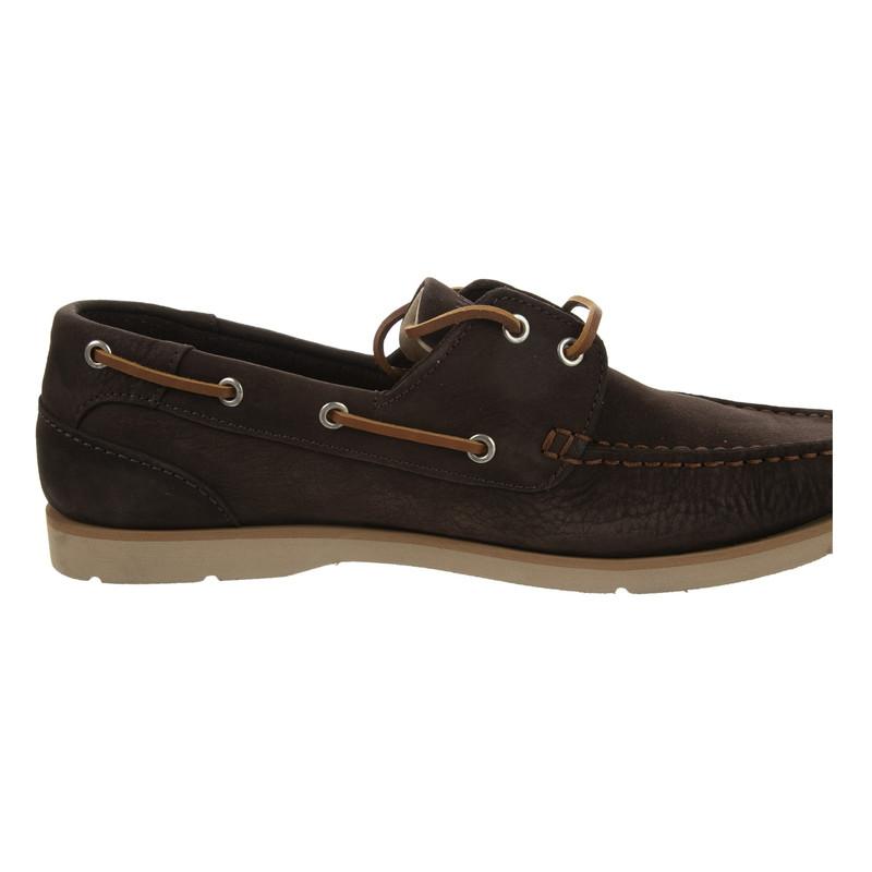 کفش روزمره مردانه لامبرجک مدل 100242032-BRO