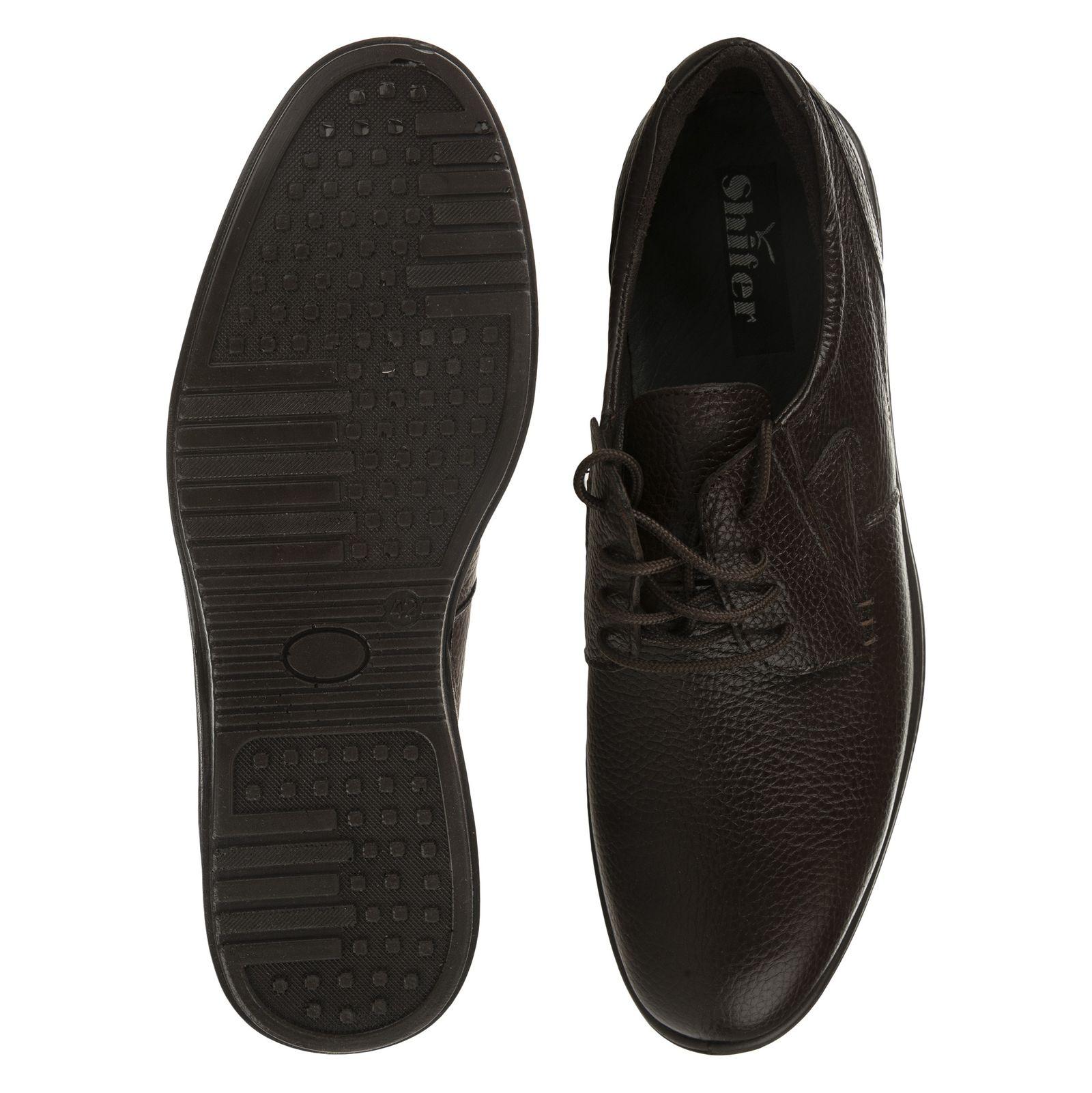 کفش روزمره مردانه شیفر مدل 7216B-104 -  - 4
