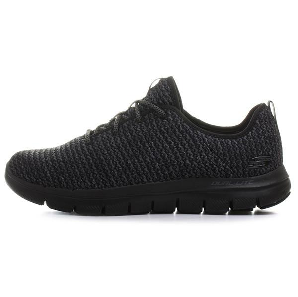 کفش مخصوص پیاده روی مردانه اسکچرز مدل MIRACLE 52120 BBK