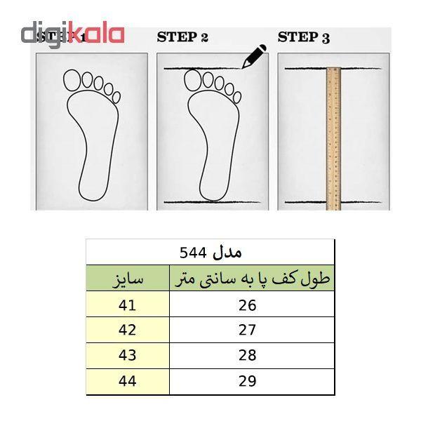کفش مخصوص پیاده روی مردانه کد 700544 main 1 4