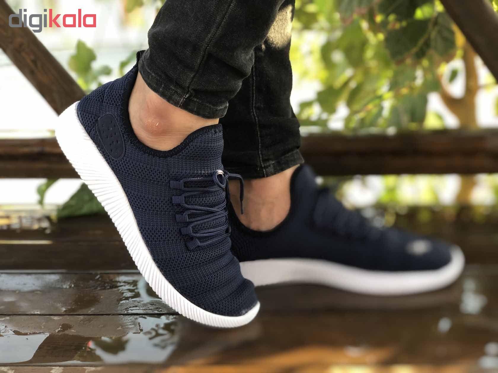 کفش مخصوص پیاده روی مردانه کد 3011 main 1 4