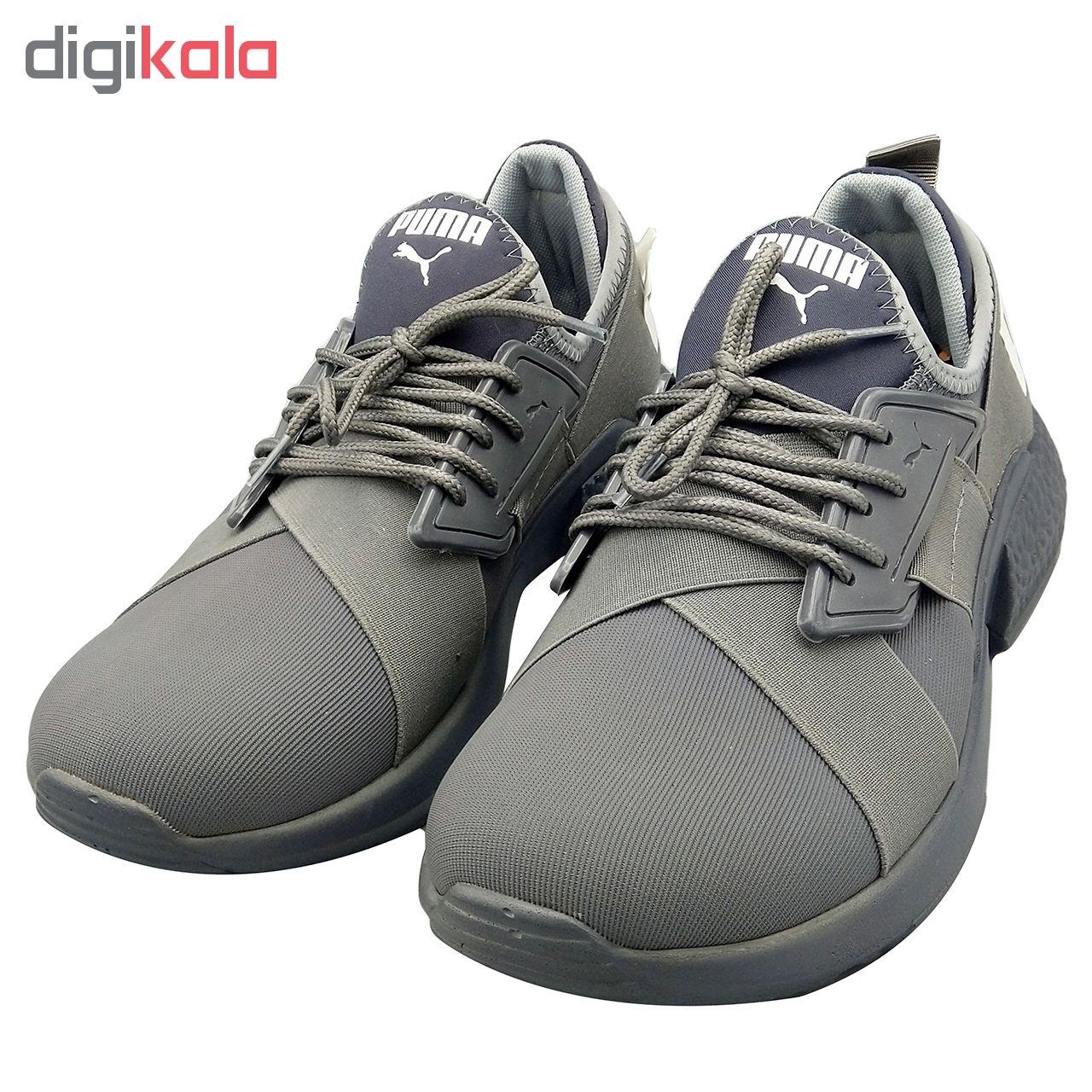 خرید                      کفش  پیاده روی مردانه مدل PU_GMS33