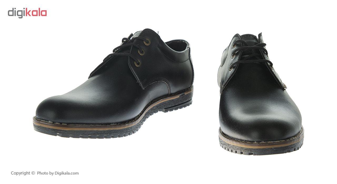 کفش مردانه سفیر مدل k.baz.048 main 1 4