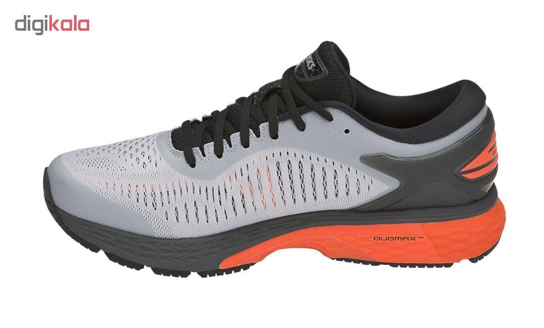 کفش مخصوص دویدن مردانه اسیکس مدل GEL-KAYANO 25 کد 1011A019-022
