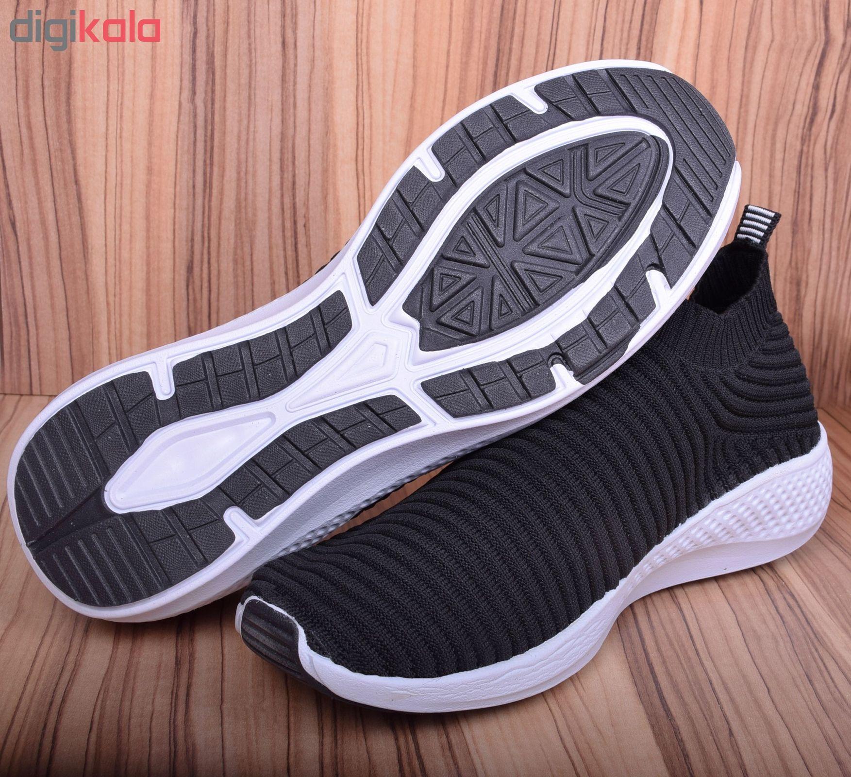 کفش مخصوص پیاده روی مردانه نسیم کد BK-80