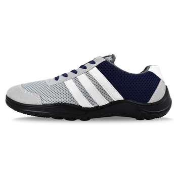 کفش مخصوص پیاده روی مردانه مدل سامان کد 4614