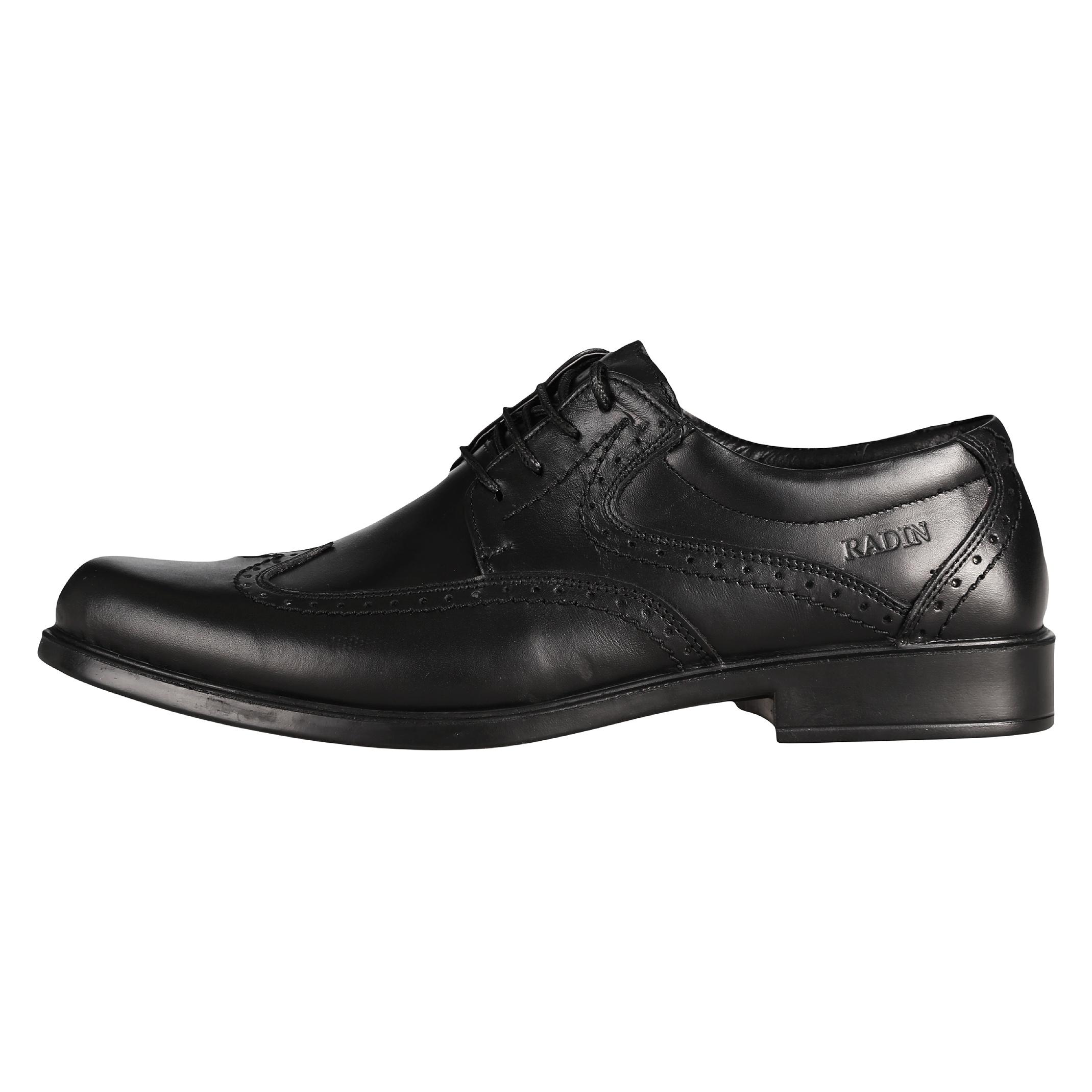 کفش مردانه رادین کد 12