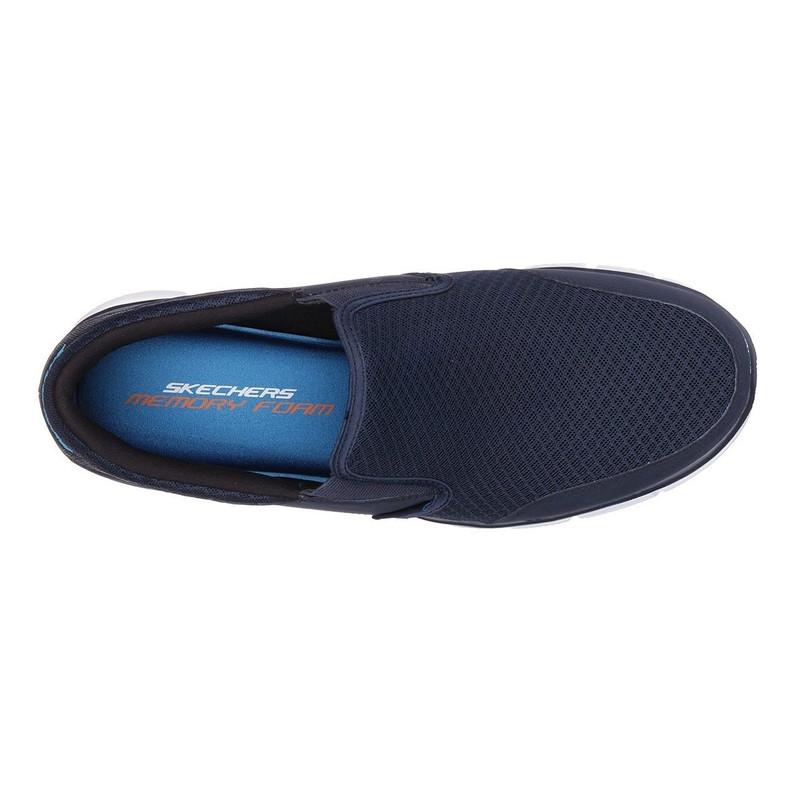 کفش مخصوص پیاده روی مردانه اسکچرز مدل MIRACLE 51361 NVY