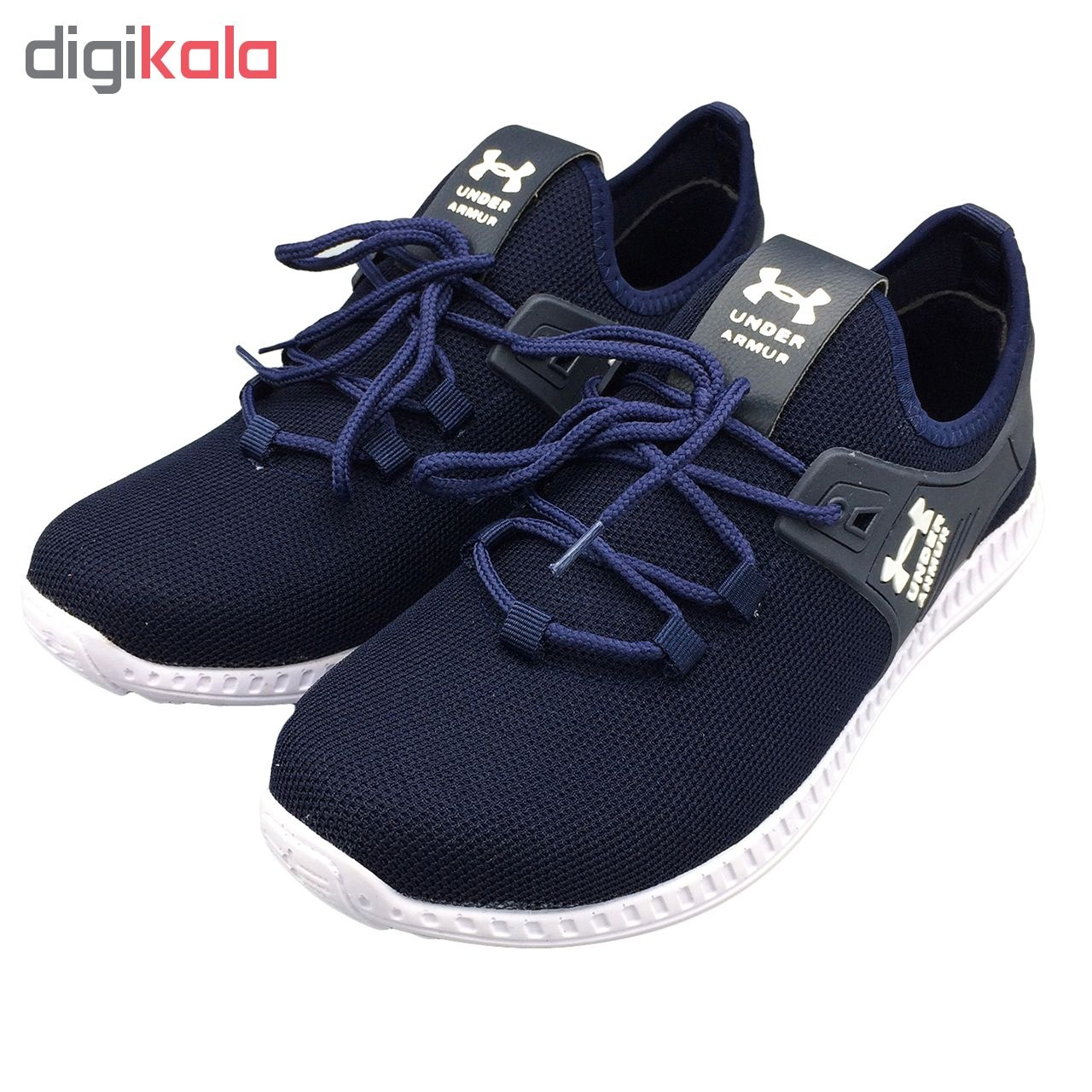 خرید                      کفش  پیاده روی مردانه مدل UND_NMS55
