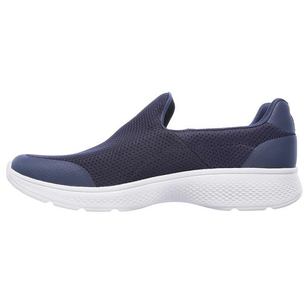 کفش مخصوص پیاده روی مردانه اسکچرز مدل MIRACLE 54152 NVGY