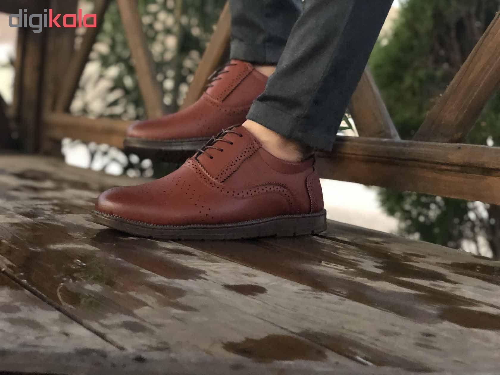 کفش روزمره مردانه کد 9824