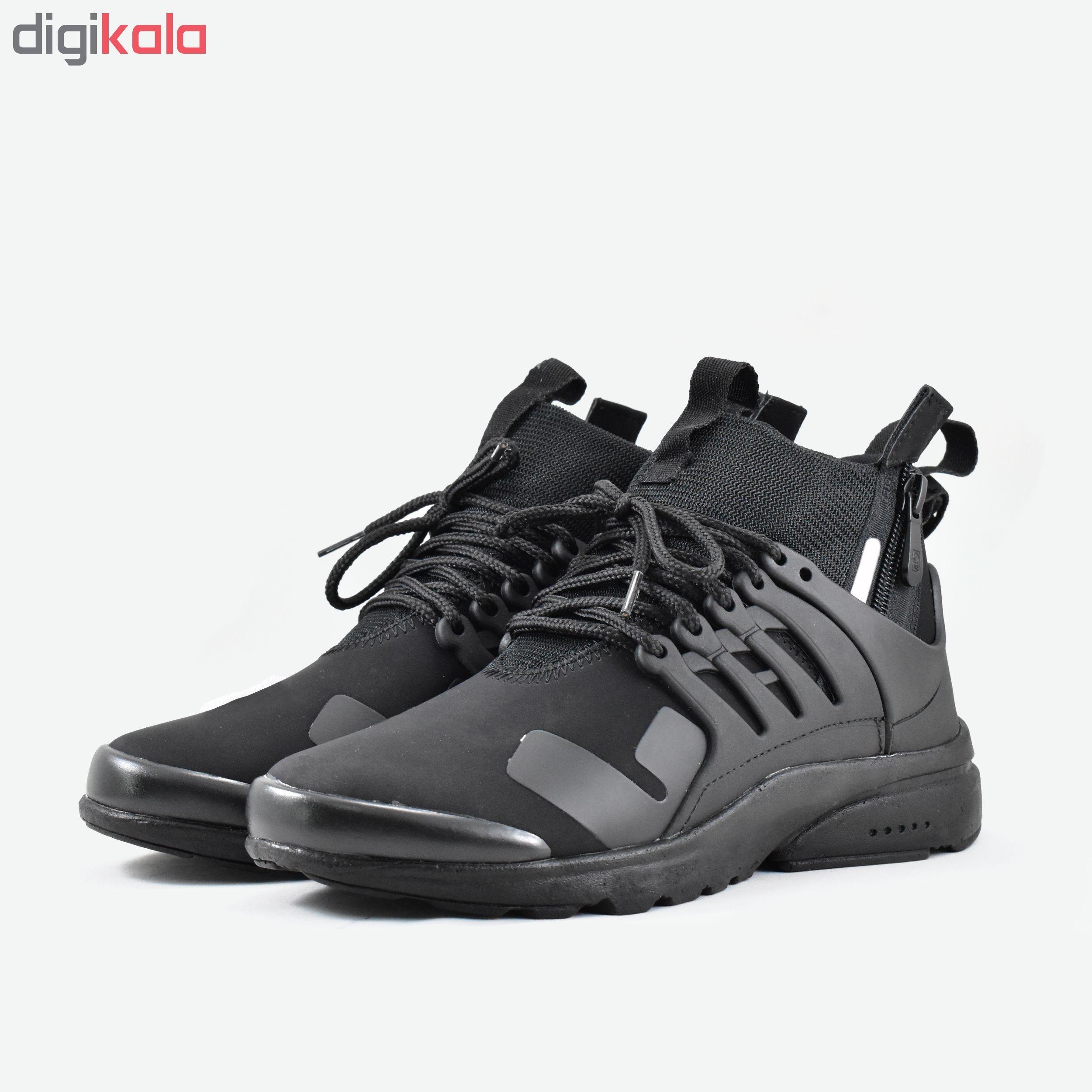 کفش مخصوص پیاده روی مردانه مدل پرستیژ کد 4666