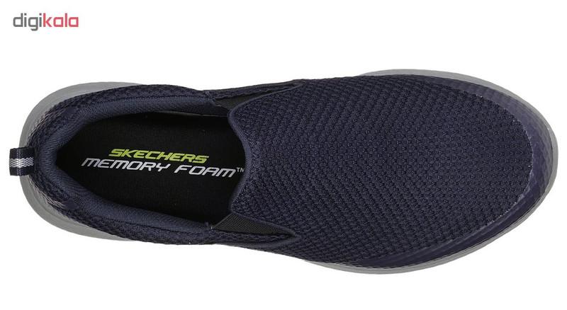کفش مخصوص پیاده روی مردانه اسکچرز مدل MIRACLE 52855 NVY