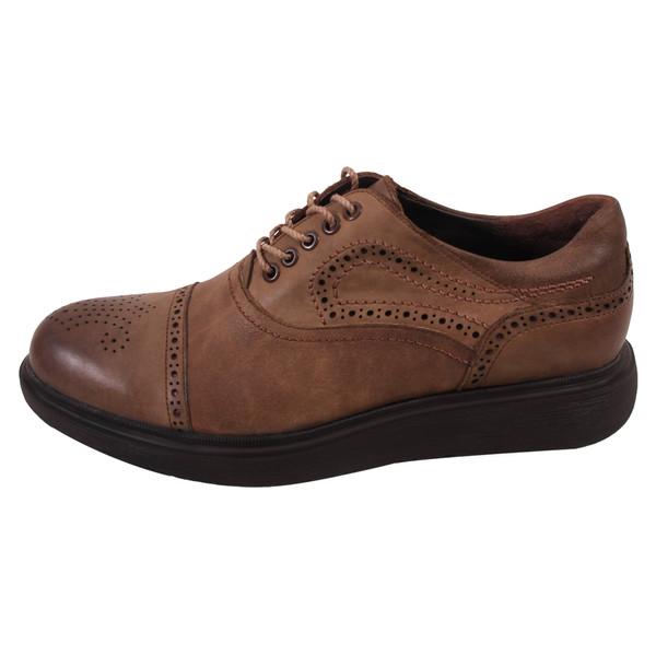 کفش روزمره مردانه شهر چرم مدل M8901-14