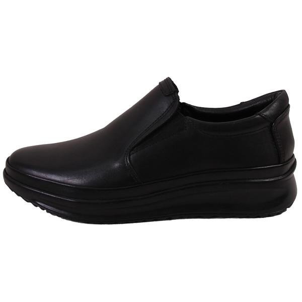 کفش روزمره مردانه شهر چرم مدل M9701-1