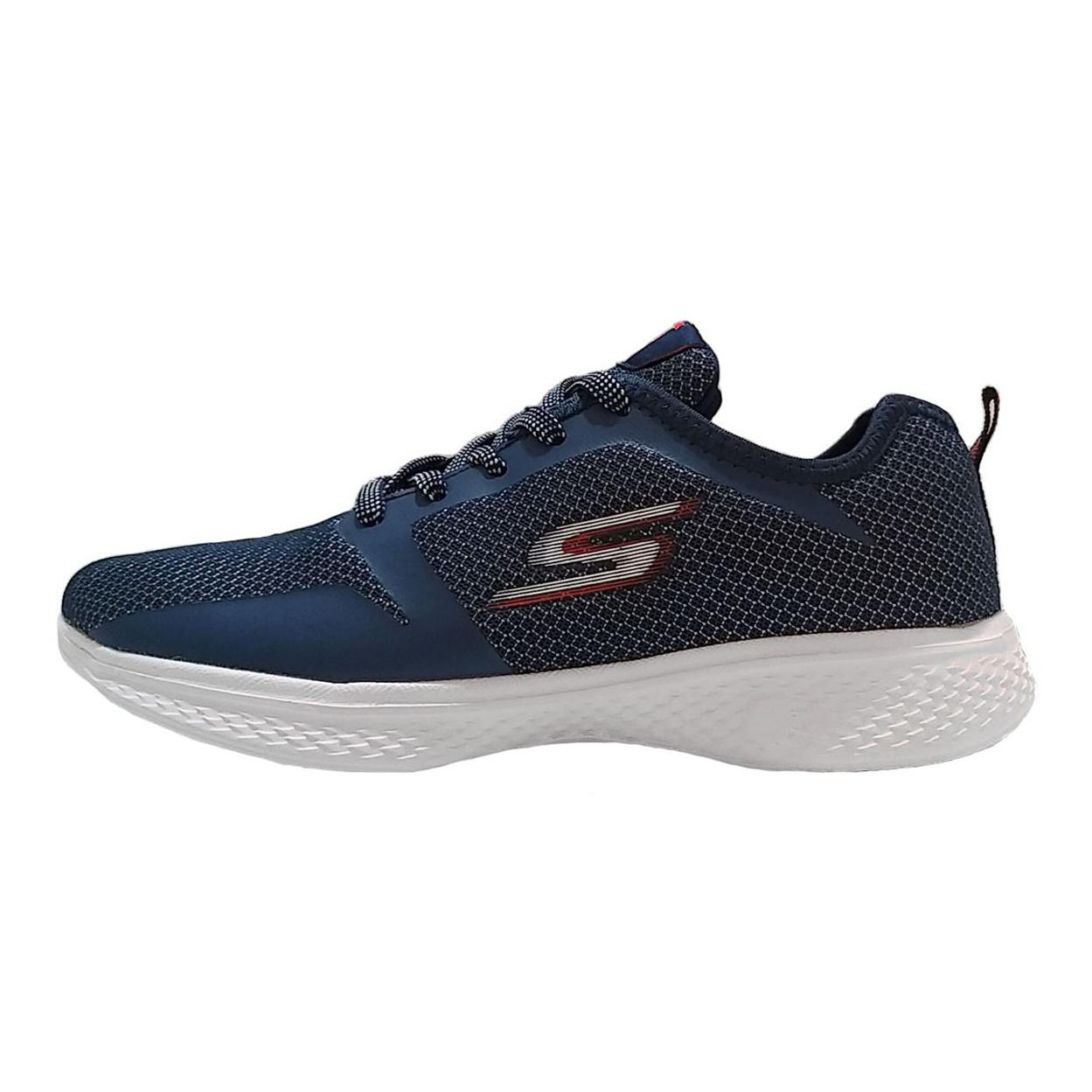 خرید                      کفش مخصوص پیاده روی مردانه اسکچرز مدل GO Walk 4              👟