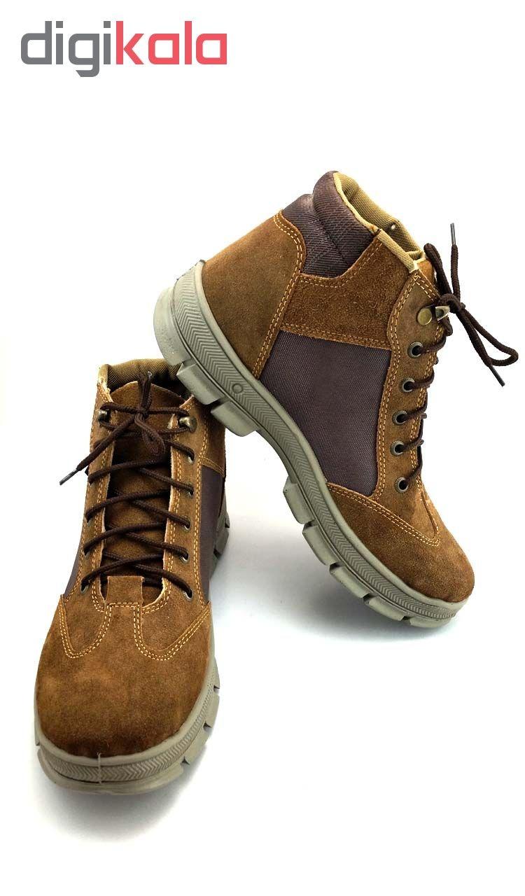 کفش کوهنوردی مردانه نسیم مدل تورین بارسلون کد 2020