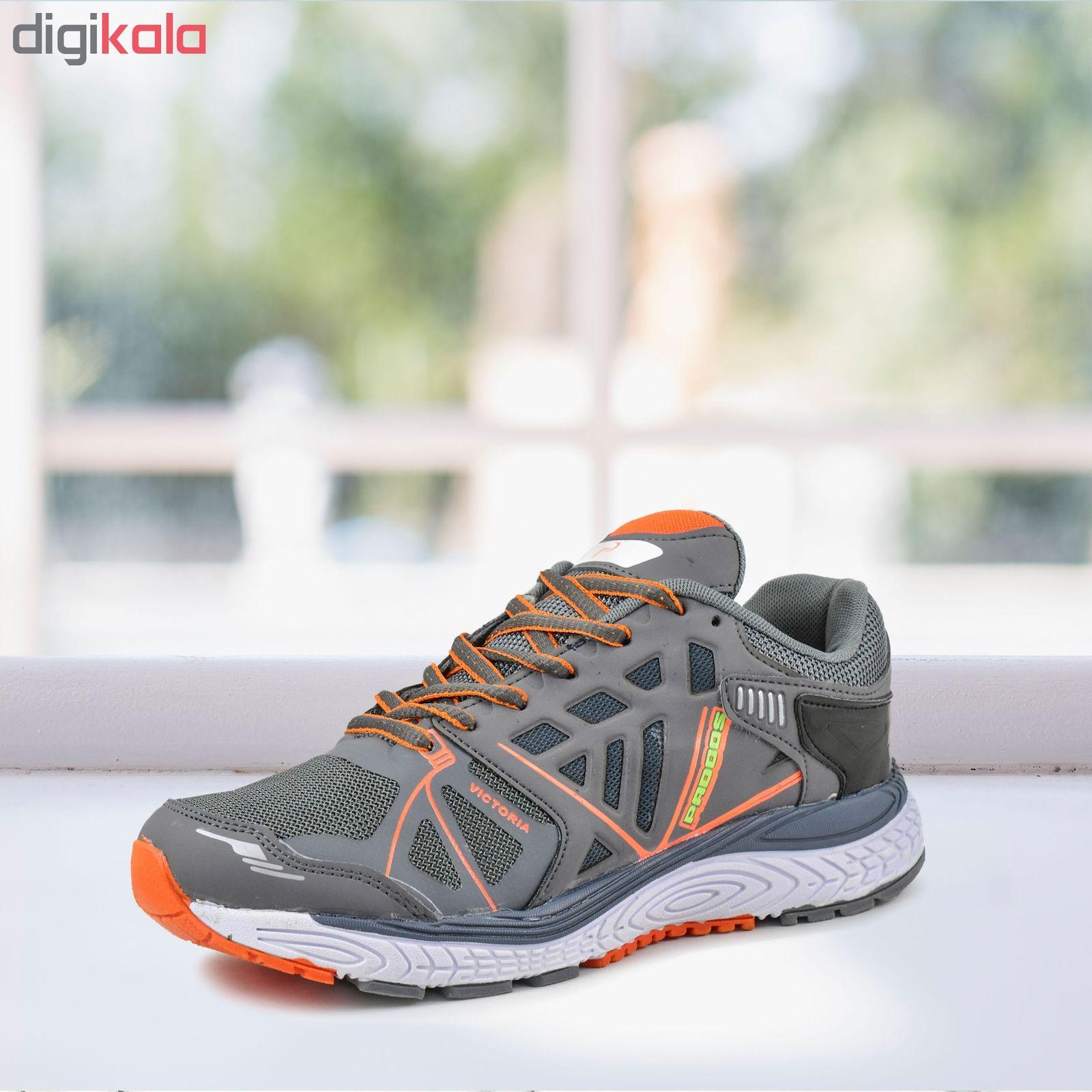 کفش مخصوص پیاده روی مردانه پادوس مدل لوییس کد 4788 main 1 3