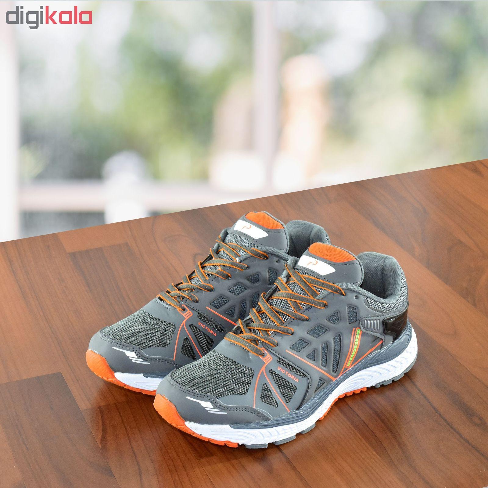 کفش مخصوص پیاده روی مردانه پادوس مدل لوییس کد 4788 main 1 8