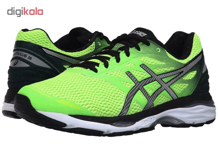 خرید                      کفش  دویدن مردانه اسیکس مدل GEL-Cumulus 18 کد T6C3N-8593