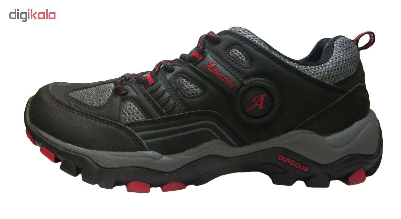 کفش مخصوص پیاده رویمردانه آلبرتینی مدل جردن کد 02