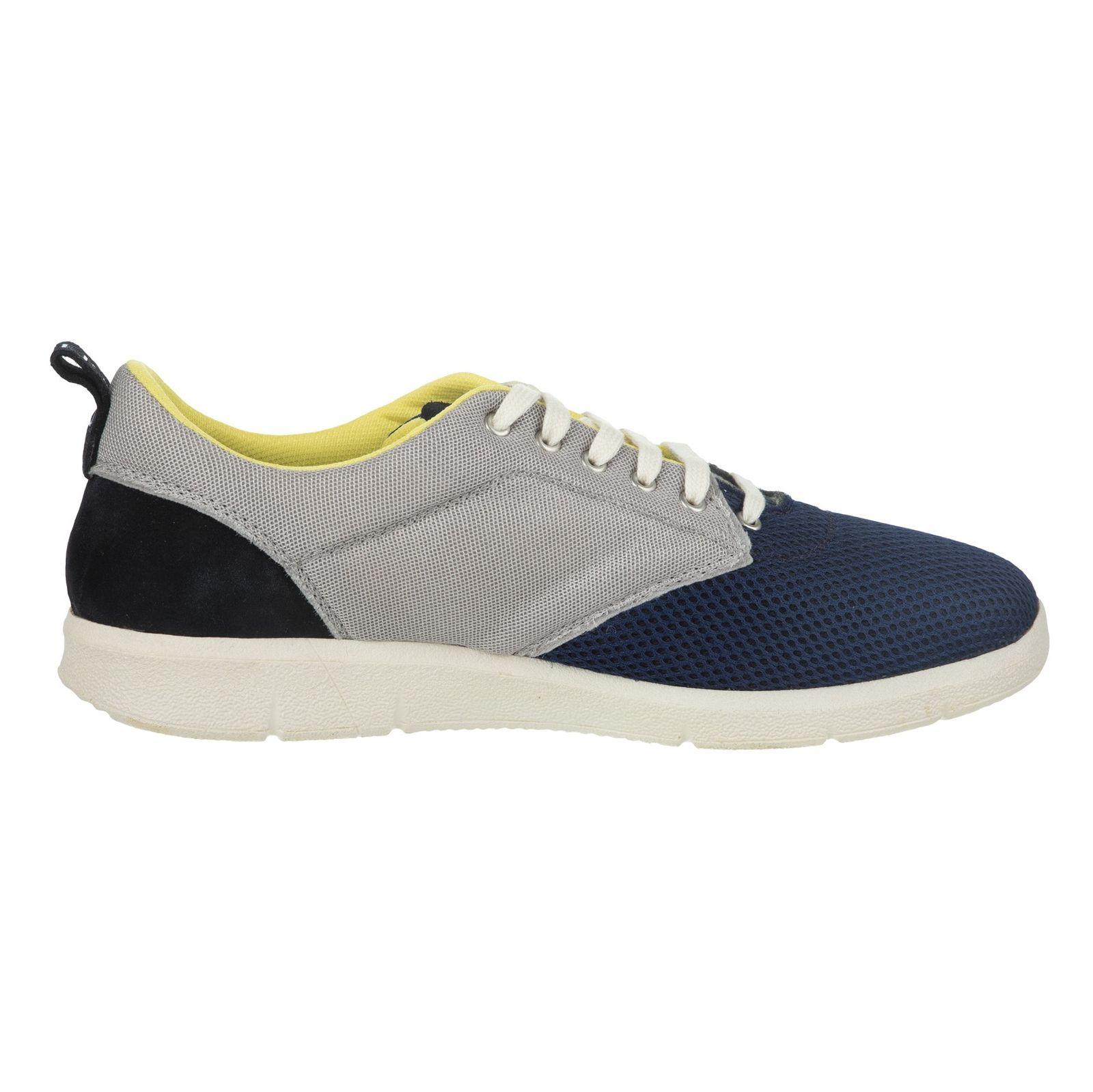 کفش روزمره مردانه داکرز مدل 100209331-101 - مشکی - 4