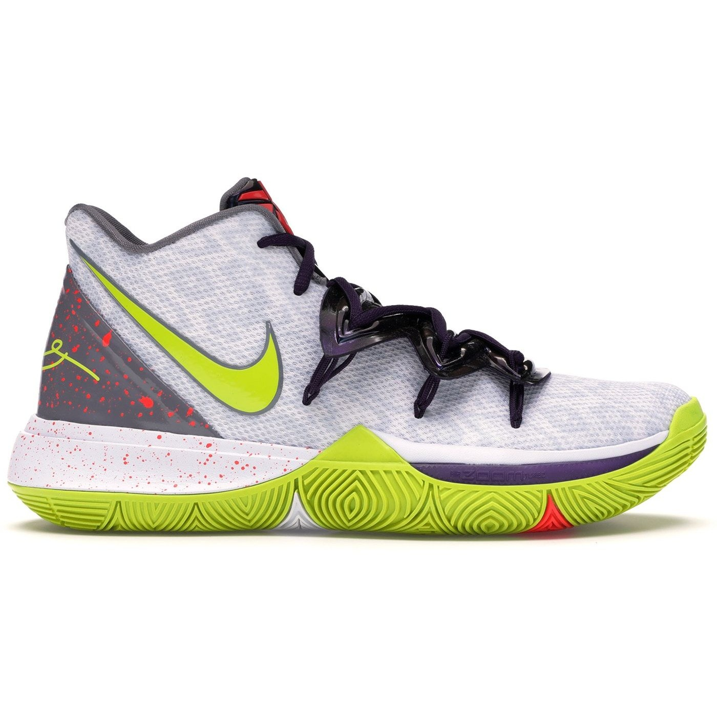 قیمت خرید کفش بسکتبال مردانه مدل Kyrie 5 Mamba Mentality کد AO2918-102 اورجینال