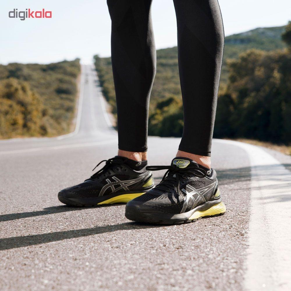 کفش مخصوص دویدن مردانه اسیکس مدل NIMBUS 21
