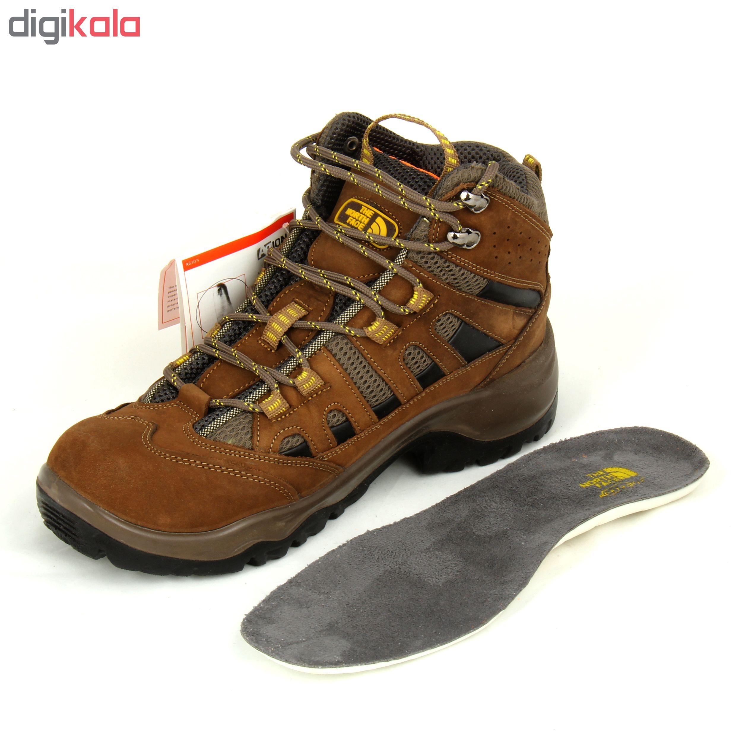 کفش کوهنوردی مردانه مدل f50