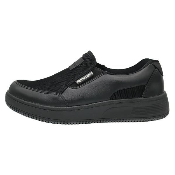 کفش مخصوص پیاده روی مردانه پرفکت استپس مدل لایف کد 1760 رنگ مشکی
