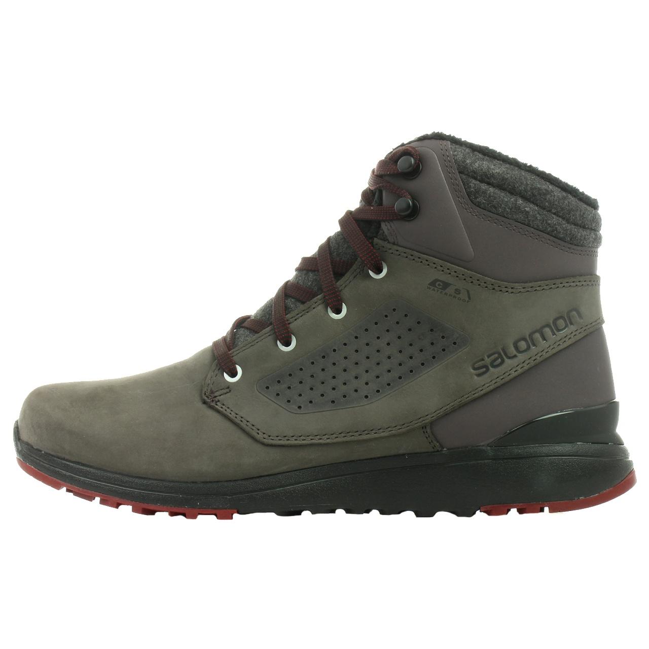 خرید                     کفش کوهنوردی مردانه سالومون مدل 407975 MIRACLE