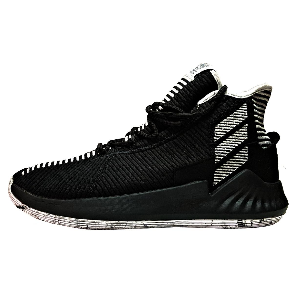خرید                      کفش بسکتبال مردانه مدل D ROSE 9 R-W-Y              👟