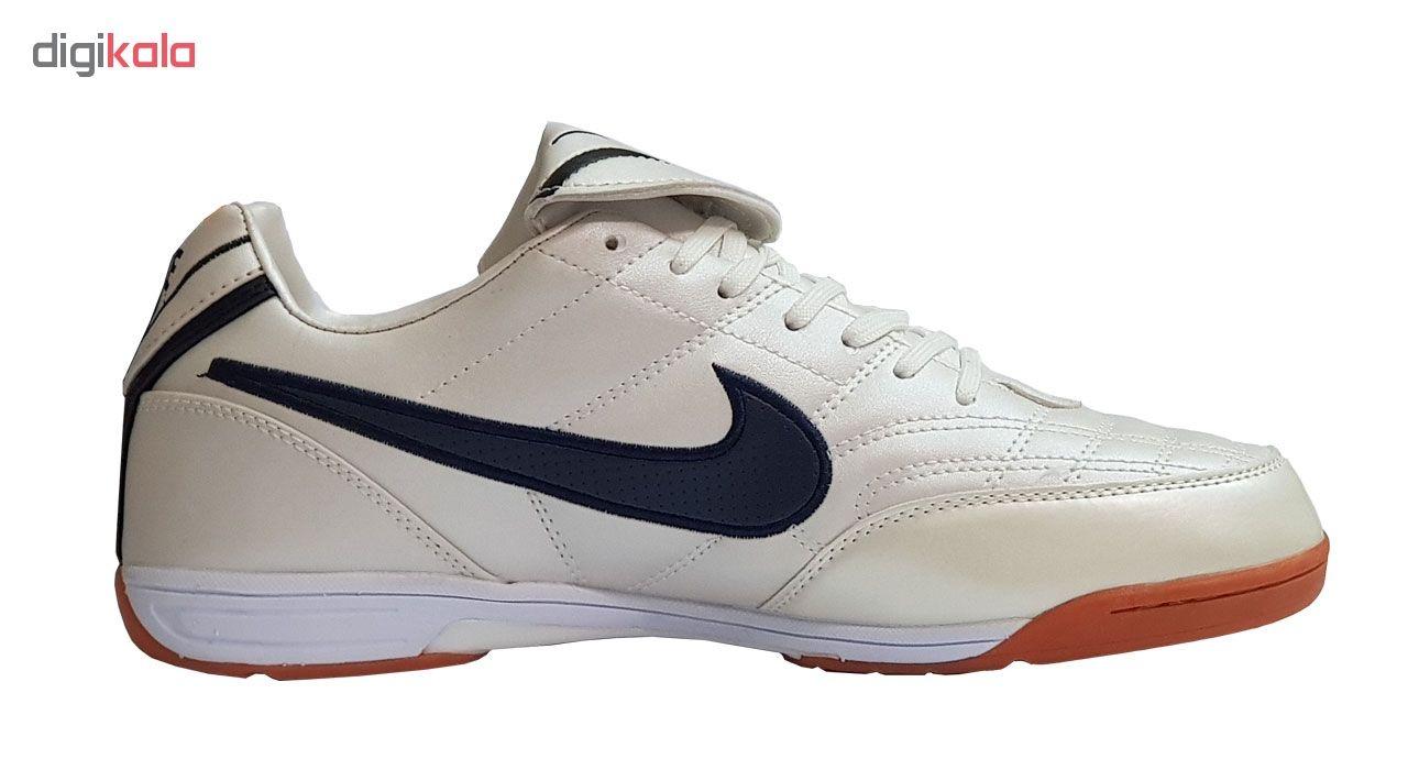کفش فوتسال مردانه مدل تمپو کد NK01