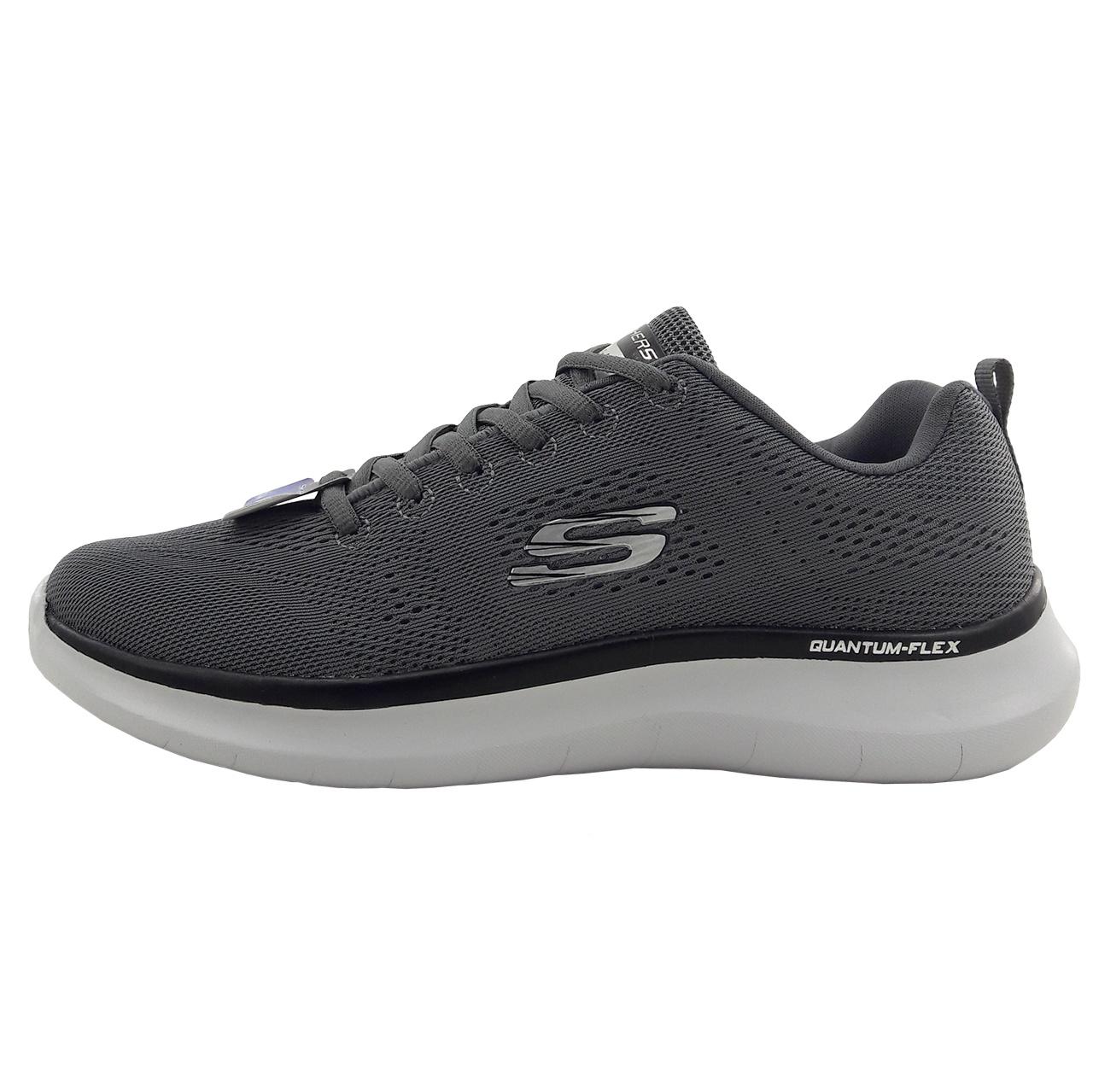 فروش کفش مخصوص پیاده روی مردانه اسکچرز مدل Relaxed fit quantom